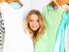 اختيار الملابس للسيدات