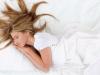 العناية بالشعر اثناء النوم