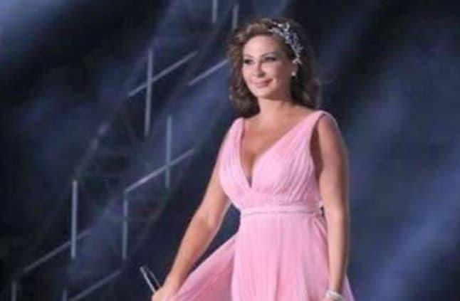 موضة فستان اليسا الوردي