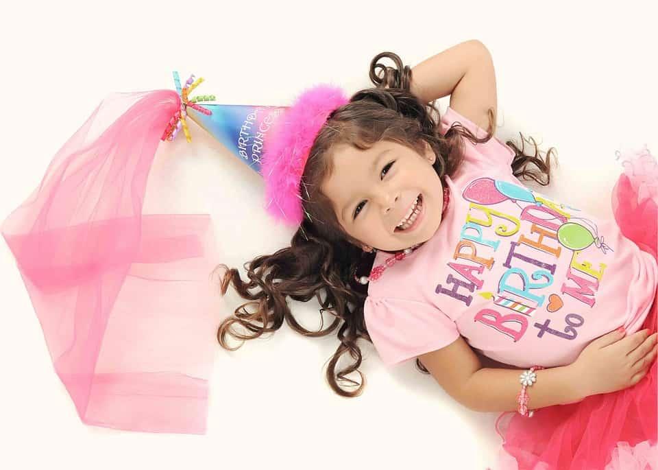 عيد ميلاد للأطفال