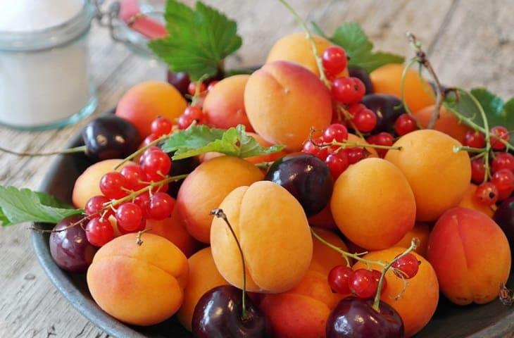 أهم فوائد الفواكه للجسم بشكل عام