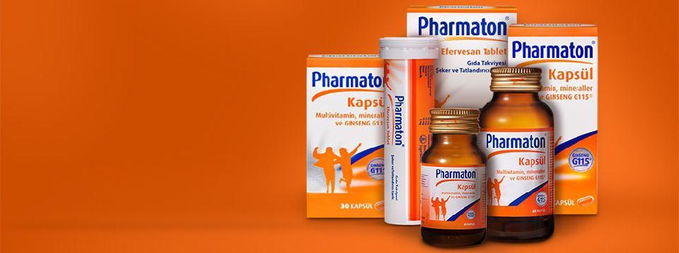 دواعي استعمال دواء فارماتون والاعراض الجانبية